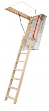 Fakro LDK Hőszigetelt padlásfeljáró lépcső
