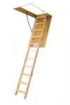 Fakro LWS Smart Hőszigetelt padlásfeljáró lépcső