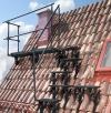 Varia tetőjárdák, lépcsők, tipegők tartóval