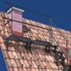 Varia tetőjárdák, lépcsők, tipegők alsó tartói