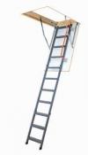 Fakro LMK Komfort Hőszigetelt padlásfeljáró fém létraszárral