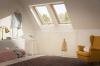 Velux Standard - alsó kilincses fa tetőtéri ablak